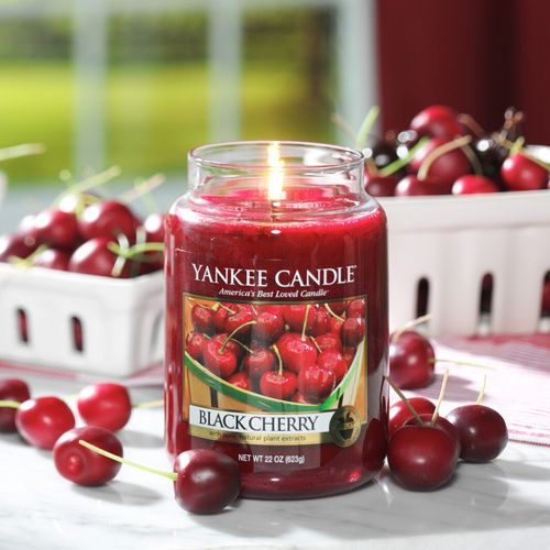 Yankee Candle Yankee Candle - Black Cherry Large Jar