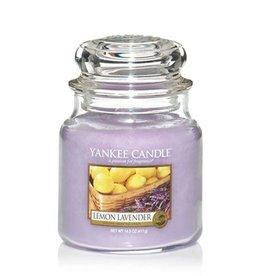 Yankee Candle - Lemon Lavender Medium Jar