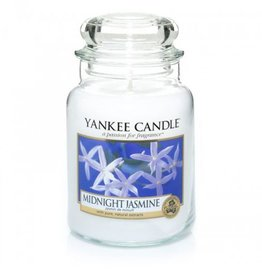 Yankee Candle PRE-ORDER Yankee Candle - Midnight Jasmine Large Jar
