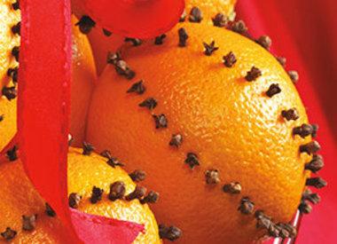 Spiced Orange