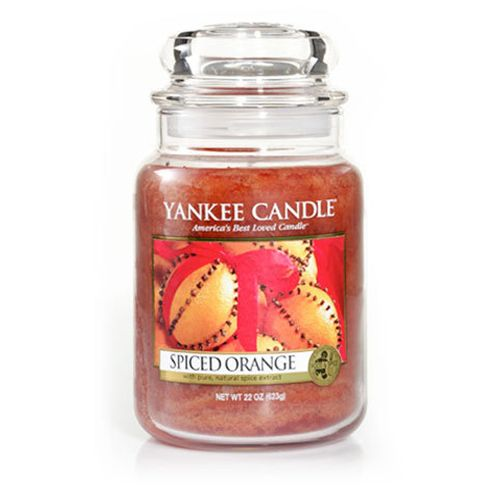 Yankee Candle Yankee Candle - Spiced Orange Large Jar
