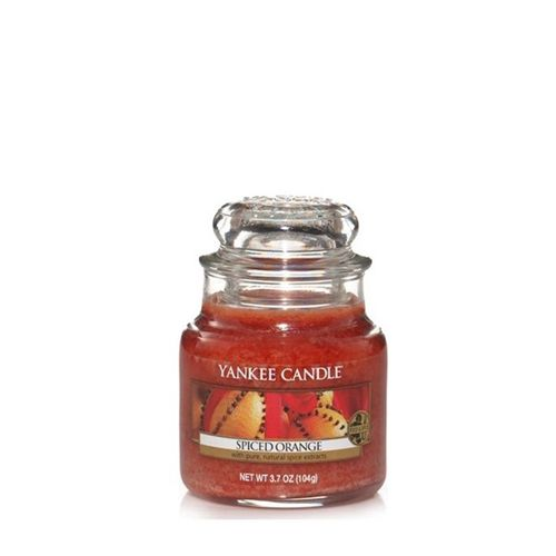 Yankee Candle Yankee Candle - Spiced Orange Small Jar