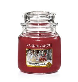 Yankee Candle Yankee Candle - Christmas Magic Medium Jar