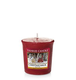 Yankee Candle PRE-ORDER Yankee Candle - Christmas Magic Votive