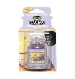 Yankee Candle Yankee Candle - Lemon Lavender Car Jar