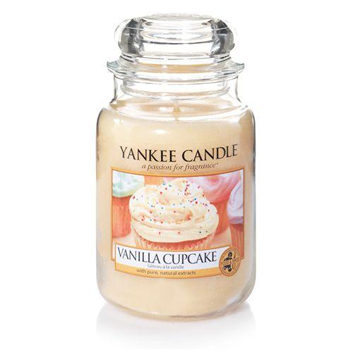 Yankee Candle Yankee Candle - Vanilla Cupcake Large Jar