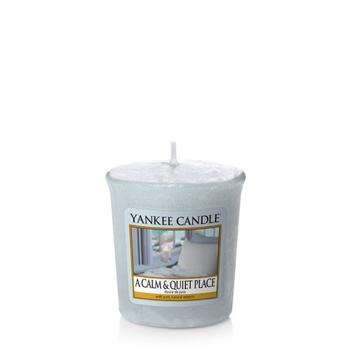 Yankee Candle Yankee Candle - A Calm & Quiet Place Votive