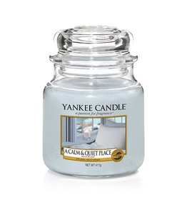 Yankee Candle Yankee Candle - A Calm & Quiet Place Medium Jar