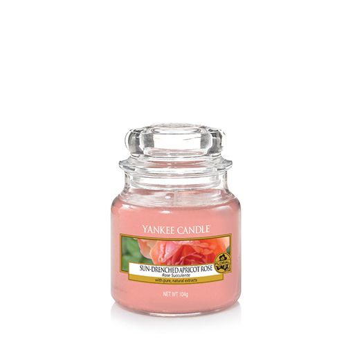 Yankee Candle Yankee Candle - Sun-Drenched Apricot Rose Small Jar