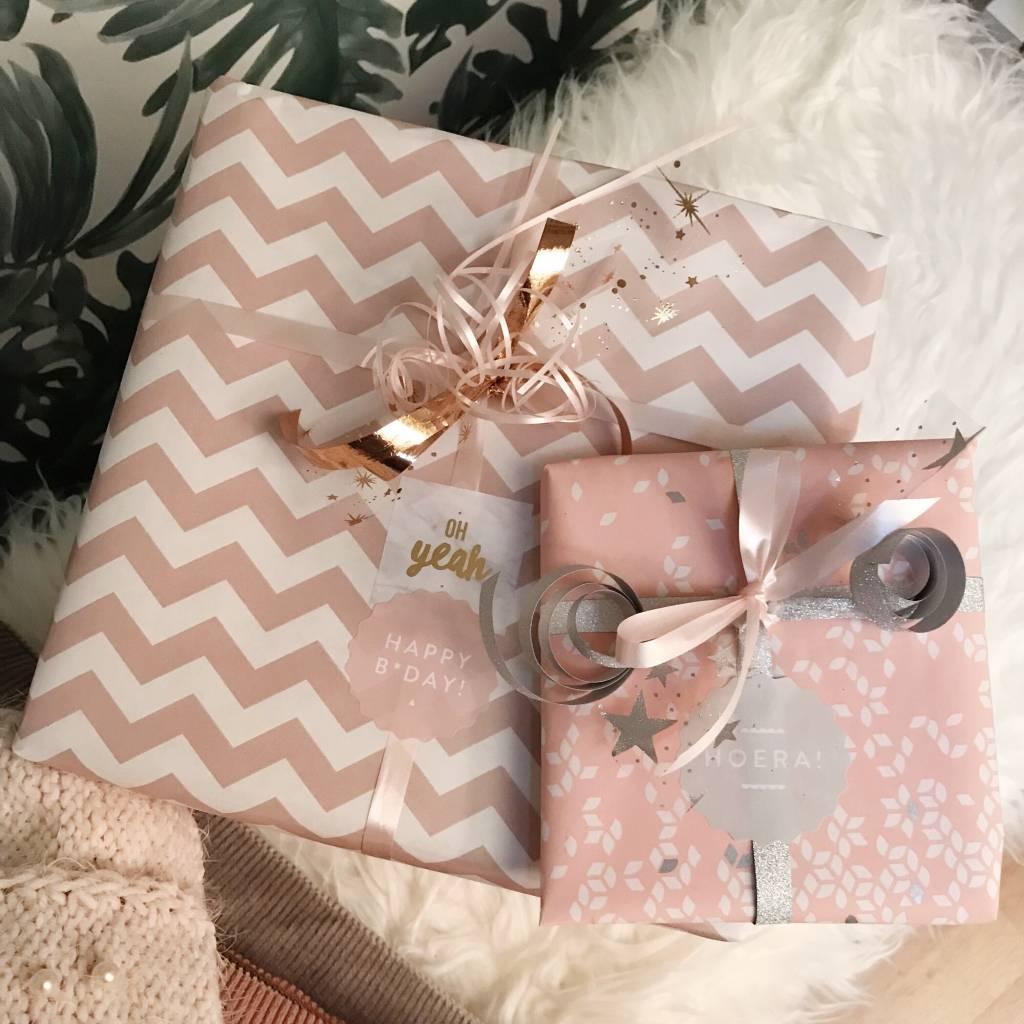 Cadeaupapier - Verjaardag