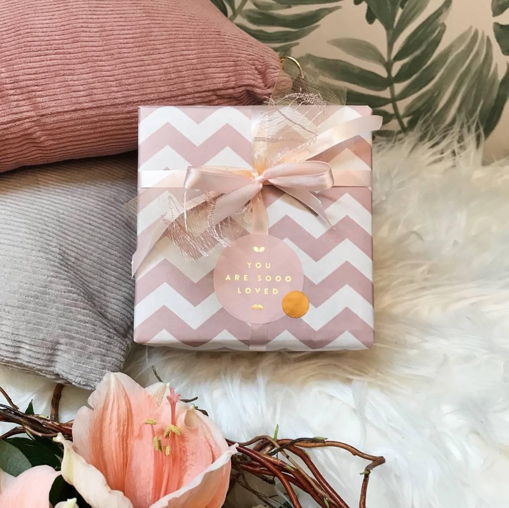 Cadeaupapier - Valentijn