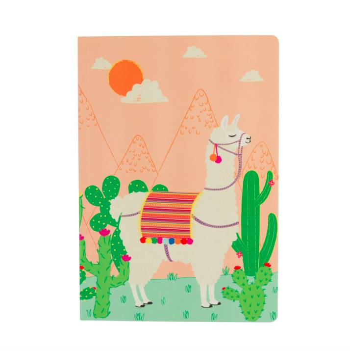 LAMA NOTEBOOK (A5)