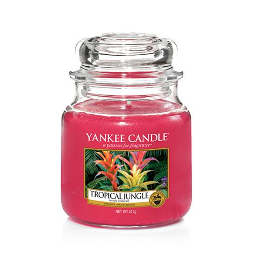 Yankee Candle Yankee Candle - Tropical Jungle Medium Jar