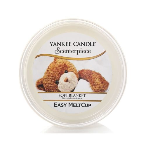 Yankee Candle Yankee Candle - Soft Blanket Melt Cup