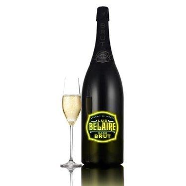 Luc Belaire Sparkling Brut Fantôme 3 liter (Jeroboam)