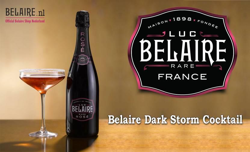 Belaire Dark Storm [Cocktail Recept]