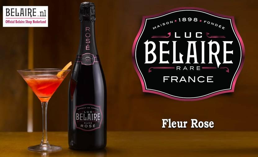 Belaire Fleur Rose [Cocktail Recept]