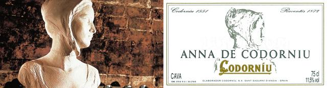 Anna de Codorniu - What are you celebrating, Anna?