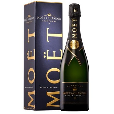 Moët & Chandon Nectar Imperial champagne