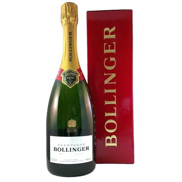 Bollinger Brut Special Cuvee champagne