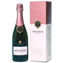 Bollinger Rosé champagne