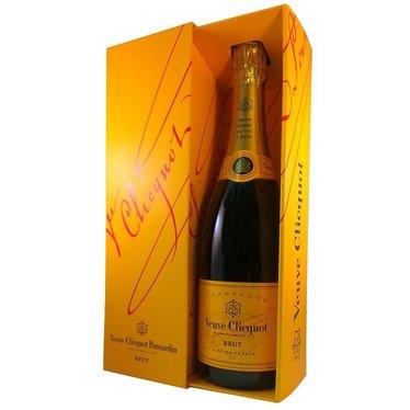 Veuve Clicquot Brut Yellow Label champagne