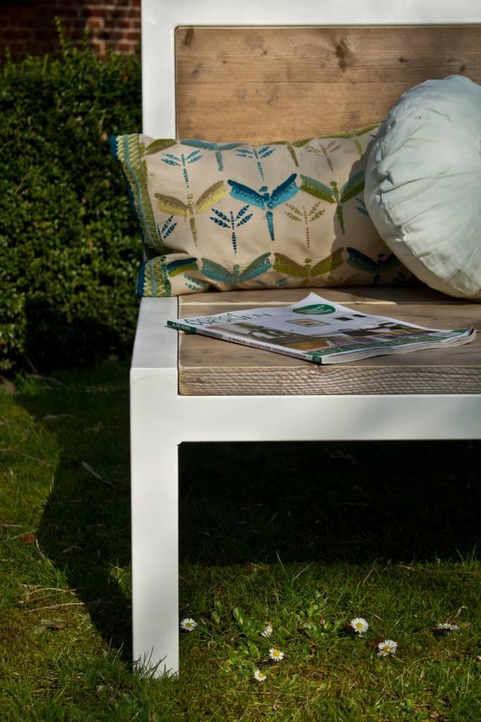 linde garten bauholz ruhebank pure wood design. Black Bedroom Furniture Sets. Home Design Ideas