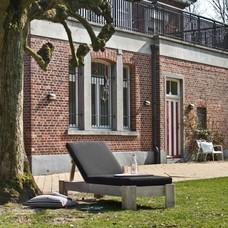 """""""Froland Garten"""" Liegestuhl aus Bauholz"""