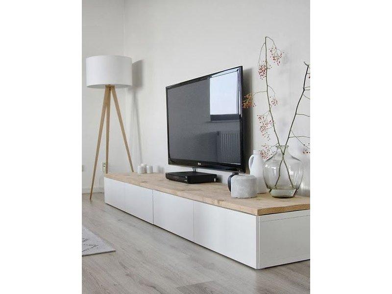 bauholz tablette in deinem schrank pure wood design. Black Bedroom Furniture Sets. Home Design Ideas