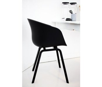 HAY About a chair AAC22 - Schwarz