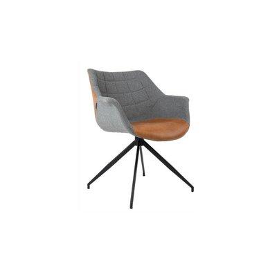 Doulton chair vintage braun
