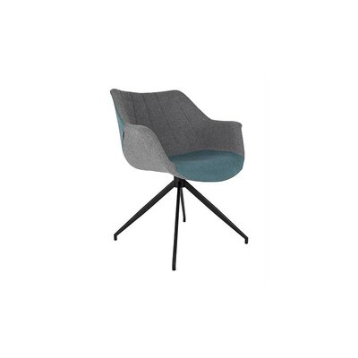 Zuiver Doulton Chair Blue