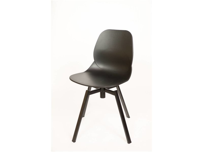 PURE BLEND S07 - Stuhl ohne Armlehnen - Drehgestell - PURE Wood Design