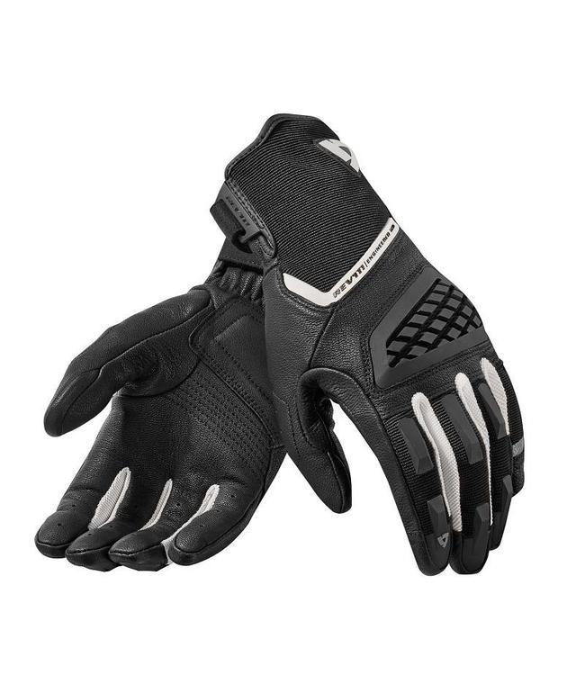 REV'IT! Neutron 2 Gloves Black-White