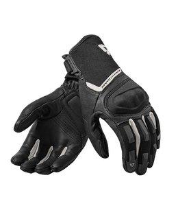 REV'IT! Striker 3 Motorhandschoenen Zwart-Wit