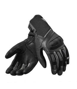 REV'IT! Striker 3 Motorhandschoenen Zilver-Zwart