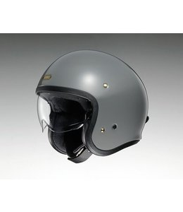 Shoei J.O Rat Grey