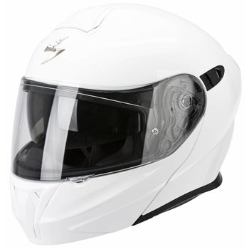 Scorpion EXO-920 Motorhelm Wit