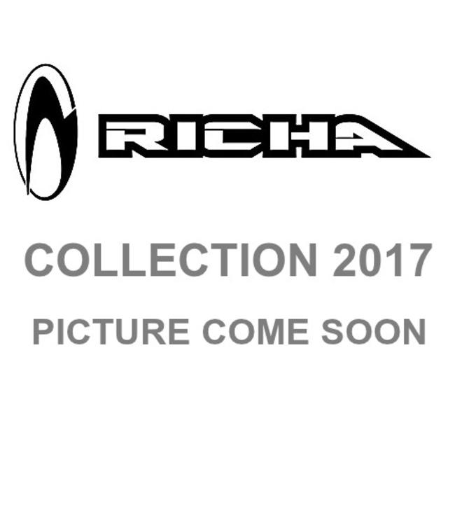 Richa Lincoln Motorcycle Jacket Leather Brown