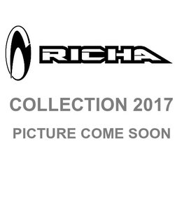 Richa Chanelle Motorcycle Jacket Ladies Leather Brown