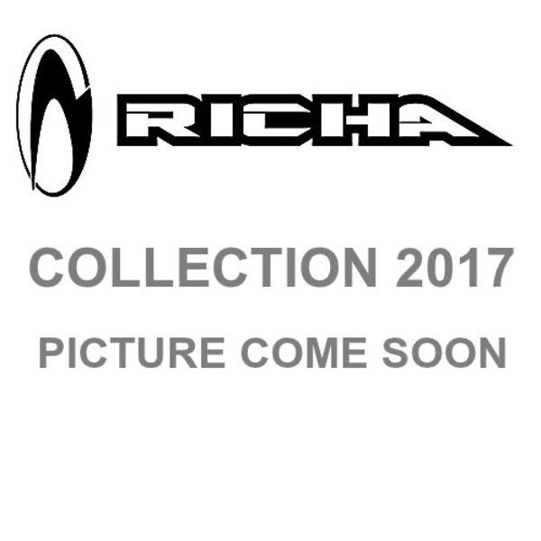 Richa Cyclone Gore-Tex Motorradjacke schwarz