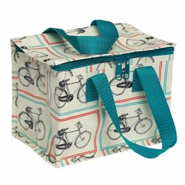 Dotcomgiftshop Broodtrommel / Koeltas Vintage Bicycle