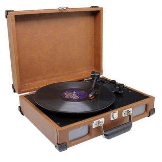 Soundmaster Draagbare Platenspeler PL580BR