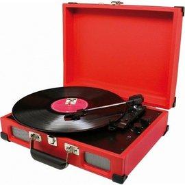 Soundmaster Draagbare Platenspeler PL580RO
