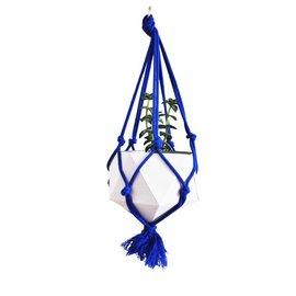 imakin DIY Pakket Plantenhanger Kobaltblauw