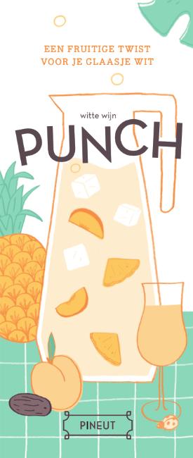 Punch witte wijn