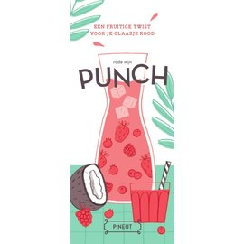 piNeut Punch rode wijn (starterskit)