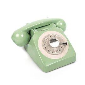 GPO Retro telefoon jaren '70 groen