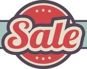 * Sale *