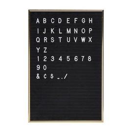 Jay Retro Letterbord
